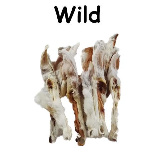 Hundesnacks Wild