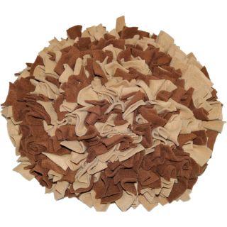 Schnüffelteppich Bär Größe M (ca. 45 x 45 cm)