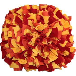 Schnüffelteppich Abendrot Größe L (ca. 56 x 56 cm)